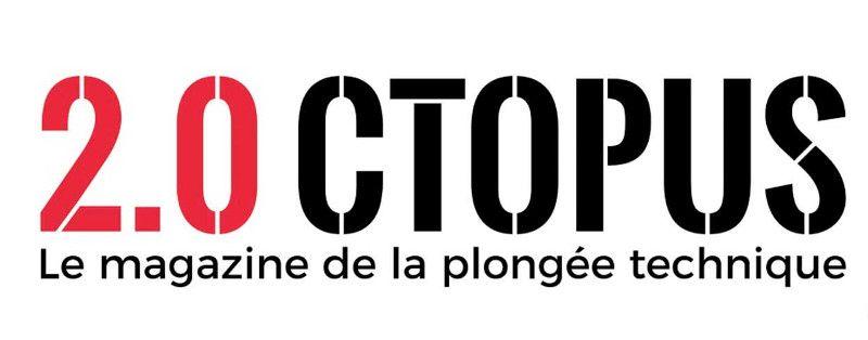 2.0ctopus Le magazine de la plongée technique