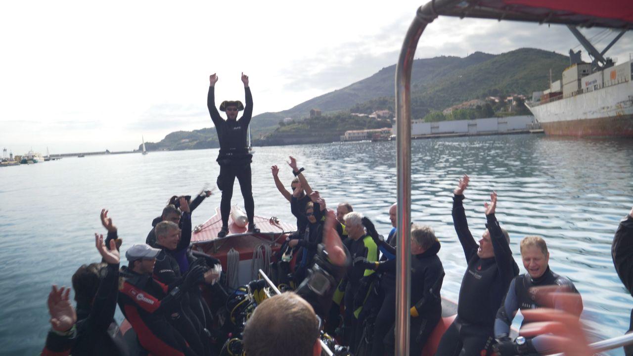 CAP Port Vendres - Diving CEnter