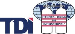 Technical Diving International Certified School