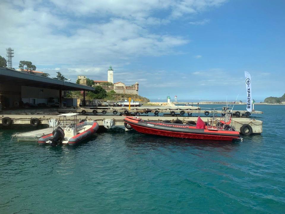 Les bateaux du centre