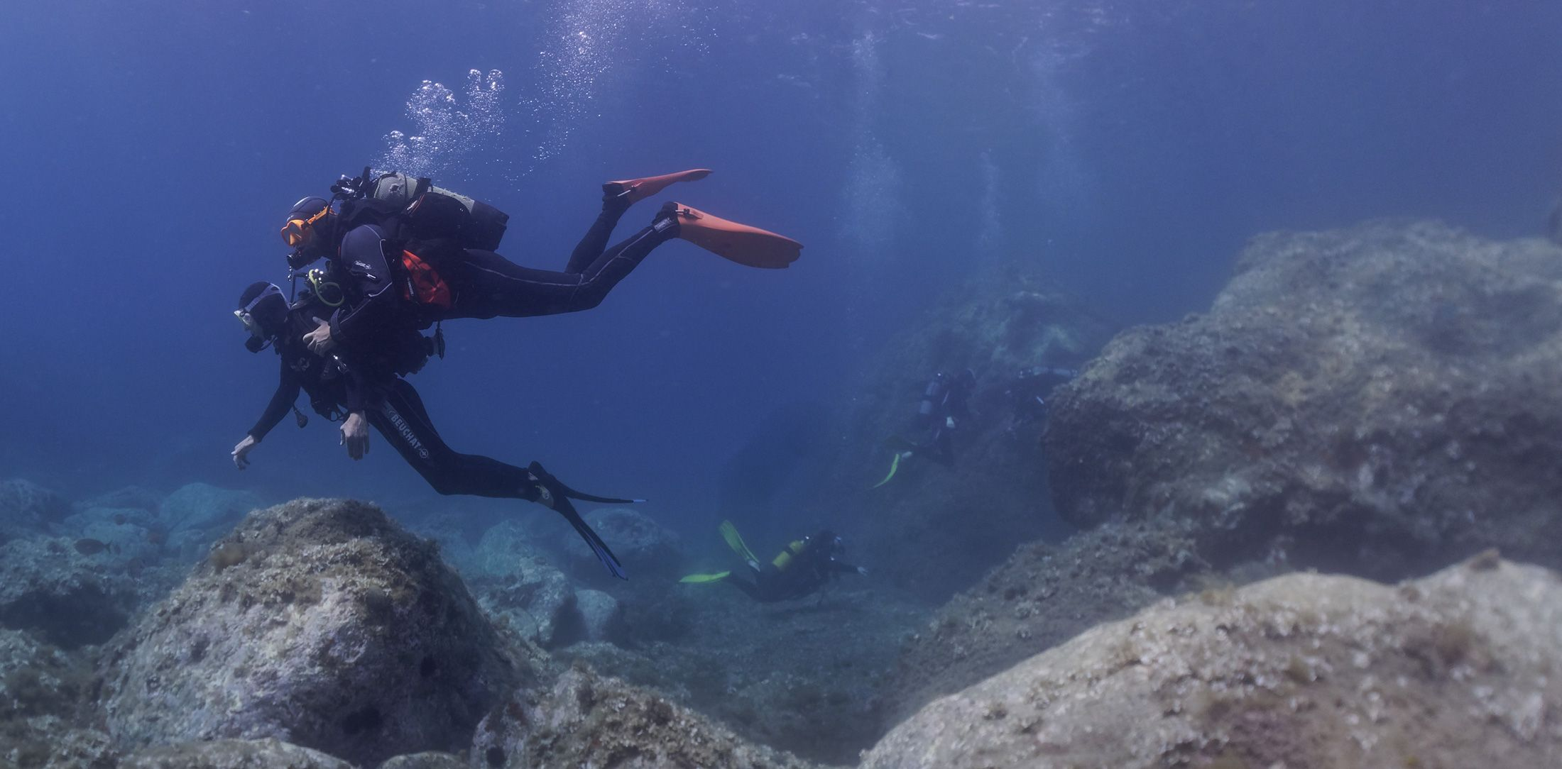 Scuba Diving Center Port-Vendres