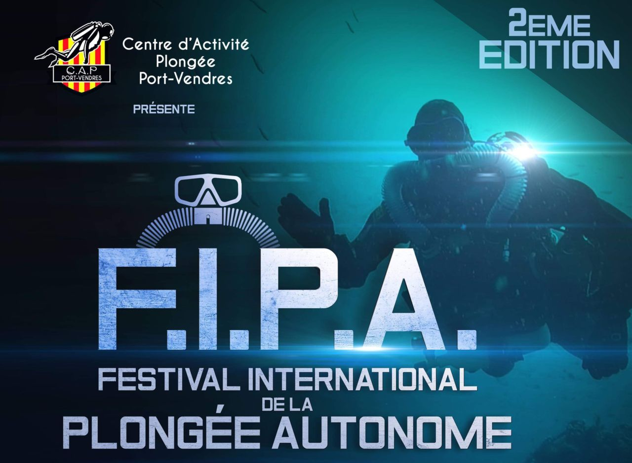 FIPA: Autonomous Diving International Festival 30th May – 2nd June 2019