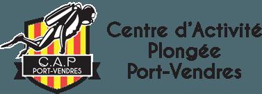 Centre d'Activité Plongée Port-Vendres Logo