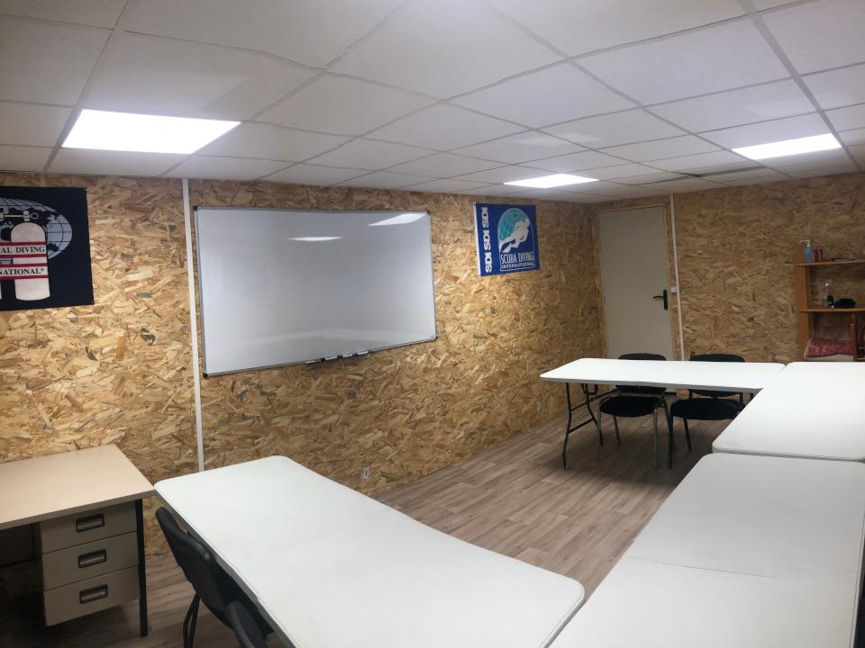 salles de cours informatisées