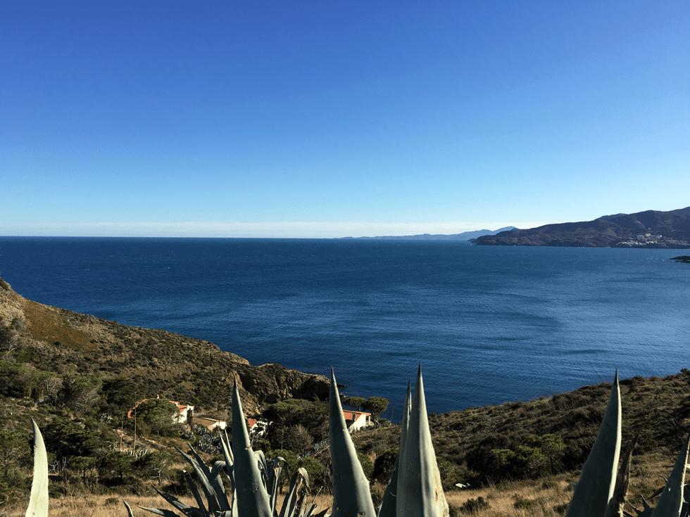 Port-Vendres : le sentier du littoral